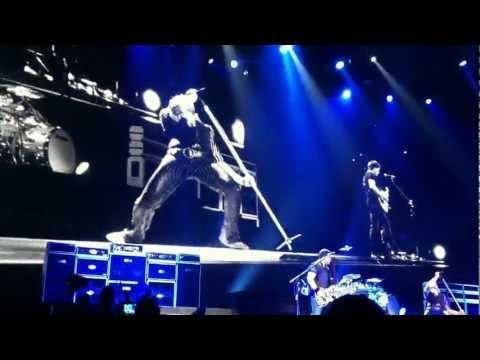 Romeo Delight (partial) - Van Halen Live - April 19 2012 - Phillips Arena - Atlanta GA