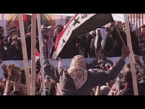Rallies call for Iraq PM to go as unrest spikes
