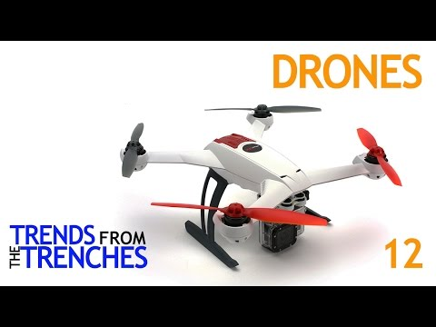 Drones - Trends from the Trenches September 2014