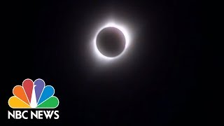 Behold Totality Of 2017 Solar Eclipse | NBC News
