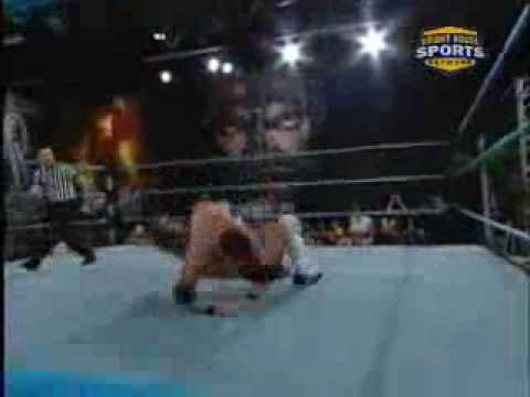 Justin Angel (PJ Black) VS Yoshitatsu - FCW TV 10 May 09 Video