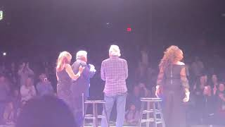 Tony Orlando and Dawn (with Jay Siegel of The Tokens) 12.07.18 - Candida/Knock Three Times