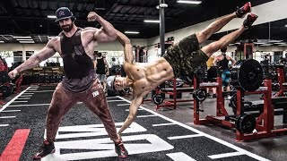 BODYBUILDER VS. CROSSFITTER