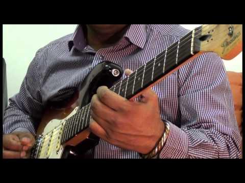 Aajkal Tere Mere Pyar Ke Charche Electric Guitar