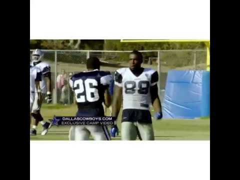 Dez Bryant & Tyler Patmon got into a fight at training camp (VIDEO)