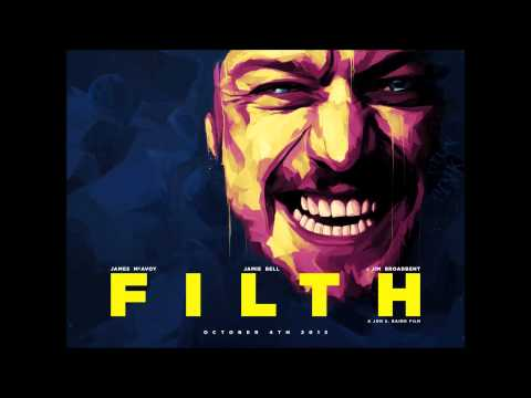 FILTH OST - Clint Mansell & Eliot Paulina Sumner - Creep (Radiohead Cover)