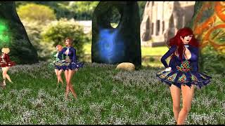 Winnie Reel Around The Sun   Riverdance Winds 2017 03 12