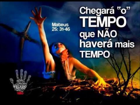 testemunho do Pr Valdinei Zuba - Revelaçoes fortes sobre o  inferno