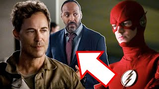 Is *SPOILER* Being Replaced on The Flash? Major Changes Coming to Team Flash? - The Flash Season 7