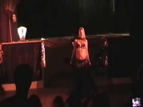 Blackbird Belly dance Finale