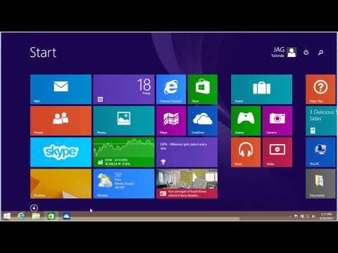 Windows 8.1 - Beginners Guide Tutorial - Part 2 [Update 1]