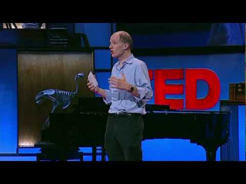 TED Talk with Alain de Botton