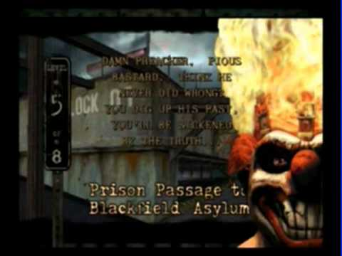 Cheat Code Mode [Twisted Metal Black] 2
