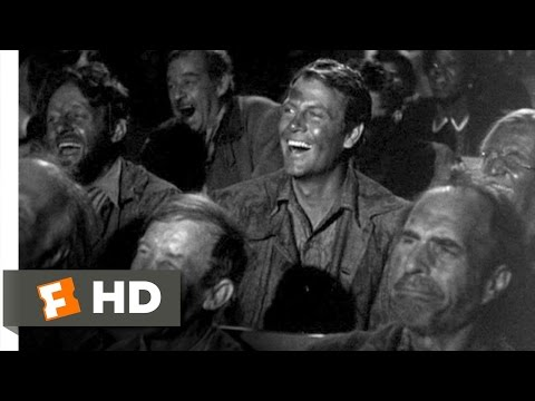 Sullivan's Travels (7/9) Movie CLIP - Sully Laughs Again (1941) HD