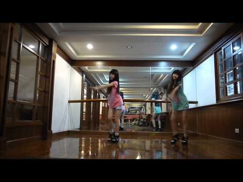 F(x) Rum Pum Pum Pum By Sandy Mandy  (cover) video