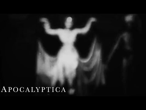 Apocalyptica - Shadowmaker ft. Franky Perez (Official Lyric Video) online metal music video by APOCALYPTICA