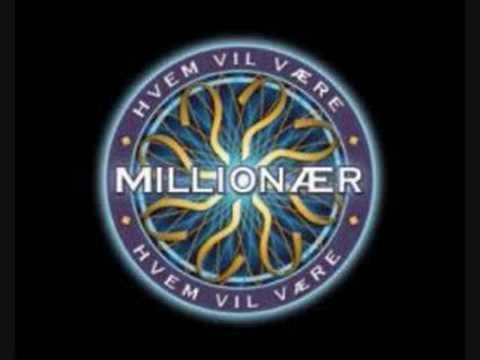 181 Million >> TV2's HVEM VIL VÆRE MILLIONÆR - YouTube