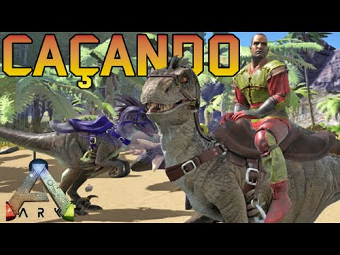 ARK - SURVIVAL EVOLVED #5 - VELOCIRAPTOR ASSASSINO ( PORTUGUÊS PT-BR )