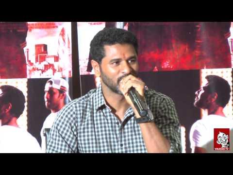 Vijay Is My Favorite - Prabhu Deva video