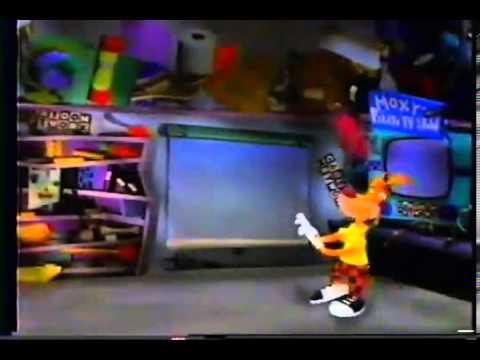 Cartoon Network The Moxy Show Promo January 18, 1995.mp4 ...