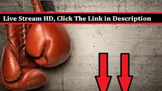 Angelo Leo vs. Neil Tabano - Boxing 2019 Live Stream