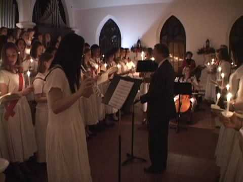 A Candlelight Service of Lessons and Carols - Westover School - Middlebury, Connecticut