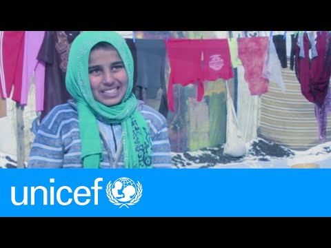 Before the conflict: A child's memory of Syria | UNICEF