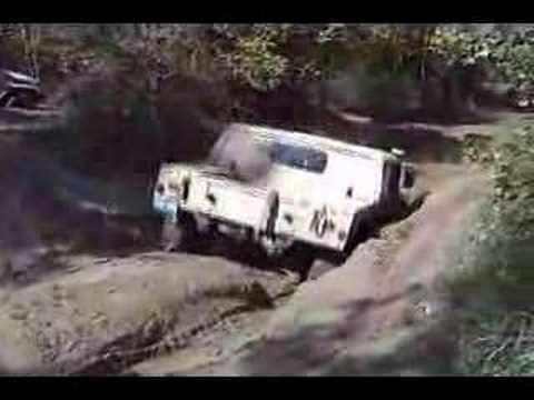 Humvee vs Jeep