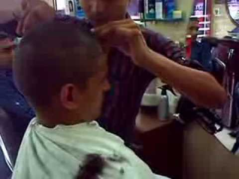 The India Haircut Series 105 video