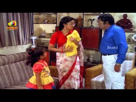 Sindhoora Devi Movie Scenes - Baby Shamili Talking To Her Mother - Vivek,  Kanaka video