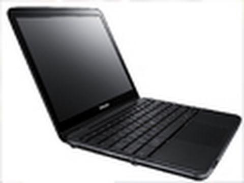 Samsung Unveil Series 5 ChromeBook Chrome OS Laptop! Dual-Core Intel