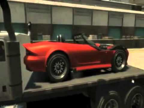 Gta Iv - The Fast And The Furious (full-movie) video
