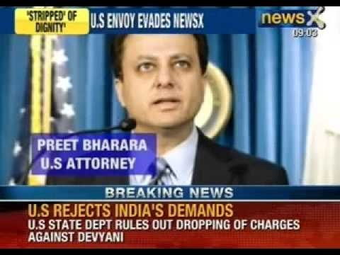 NewsX: India strike back at US attorney Preet Bharara