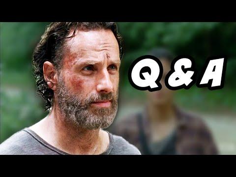 Walking Dead Season 5 Q&A - Tainted Meat Hunters