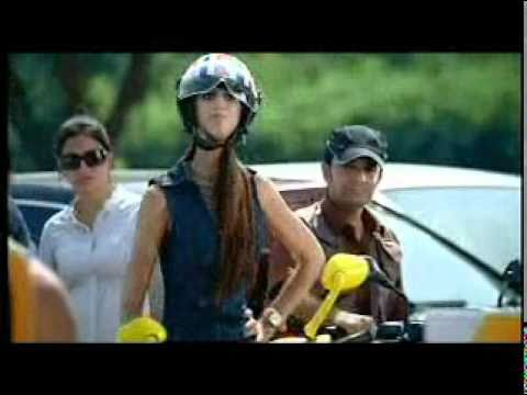 Funny Ads : TVS Scooty ad - Traffic Jam - Go ...