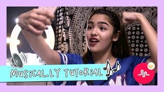 Musical.ly Tutorial | Andrea B.