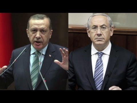 Obama's Turkey, Israel diplomatic coup