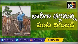 భారీగా తగ్గనున్న పంట దిగుబడి శాతం | Rice andamp; Other Crop Productions to Shrink due to Late Rainfall