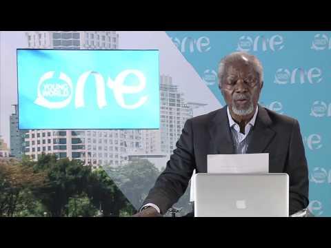 #CallOnCOP - Kofi Annan