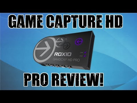 Roxio Game Capture HD Pro Review. Quality Test. and Setup!