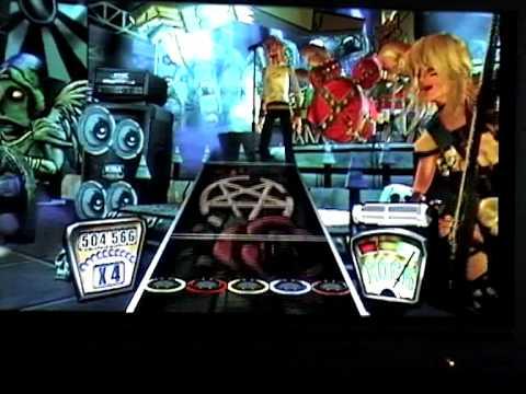 Faster Pussycat Big Pussy Medley Custom Guitar Hairo Song video