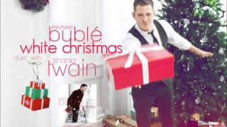 Michael Buble Video - Michael Bublé | White Christmas (Greeting Intro) Feat. Shania Twain
