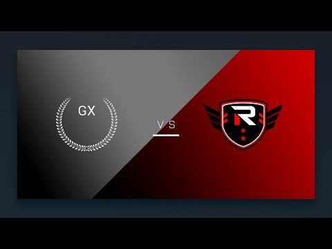 CS:GO - GX vs. Rise Nation [Inferno] Map 1 - NA Elimination Match - ESL Pro League Season 6