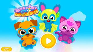 Fun Baby Care Kids Games - Play Fun With Baby Doll, Dino Toy, Bear - Fun Cute And Tiny Kids Games