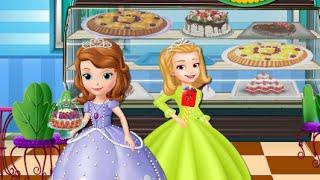 Công chúa Sofia: Trò chơi Công chúa Sofia và Amber trổ tài làm kem và bánh ngọt