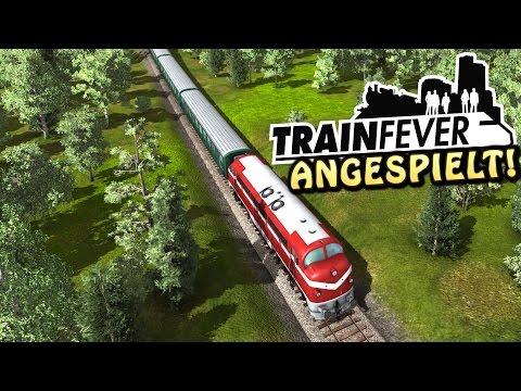 Let's Play Train Fever Gameplay German # Das Neue Railroad Tycoon! (deutsch ) video