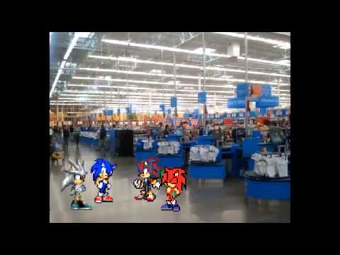 Sonic, Shadow and Silver Show Ep  10 1/2