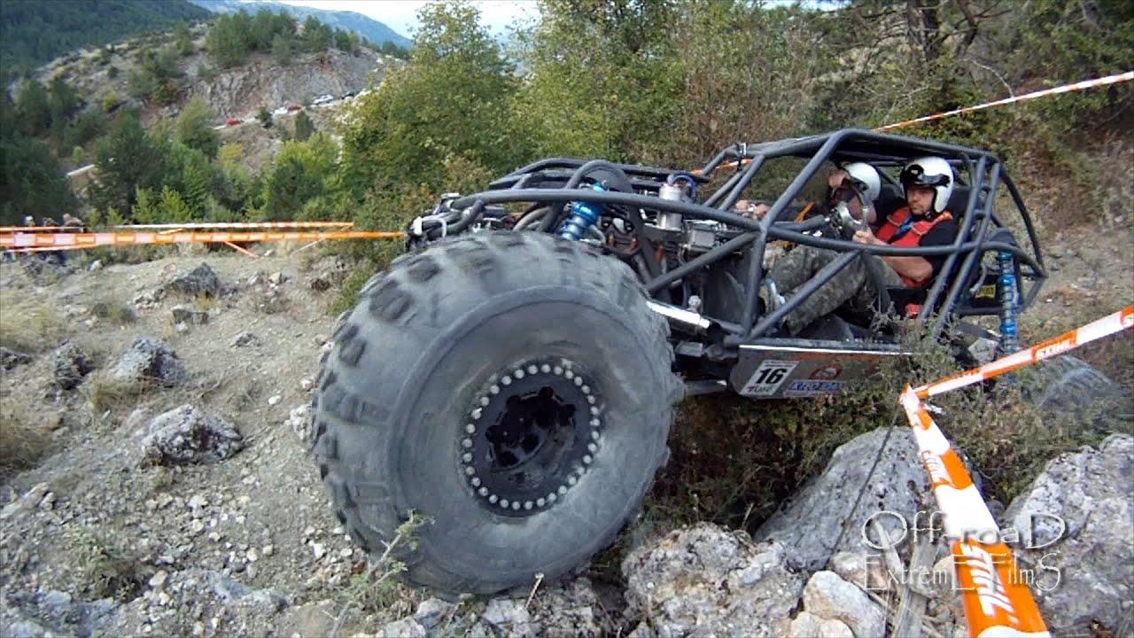 rock crawler buggy Break Down - YouTube