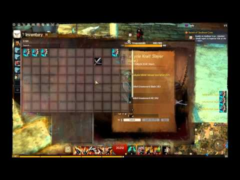 Guild Wars 2 325 Rare Greatswords In Mystic Forge