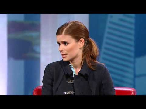 Kate Mara On George Stroumboulopoulos Tonight: INTERVIEW